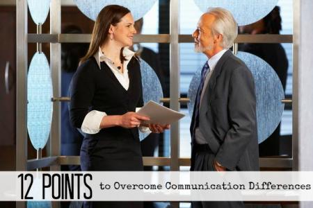12 Points to Overcome Communication Differences Blog Thumbnail