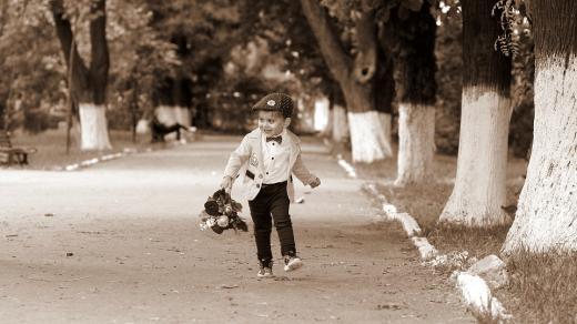 Teaching Our Sons to Be Balanced Men Blog Thumbnail